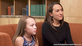 Parent Video - What led you to the Pancreas Center of Excellence?