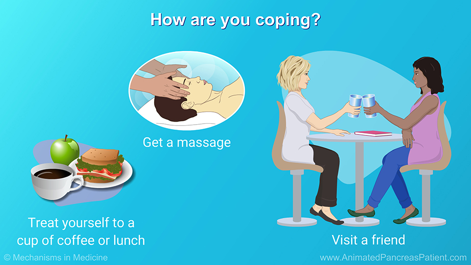 How are you coping?