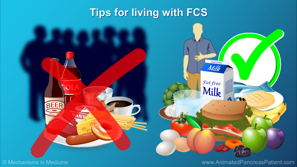 Tips for living with FCS - 1