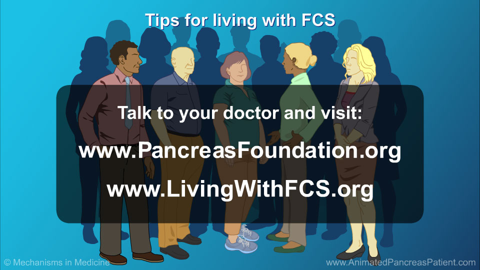 Tips for living with FCS - 2