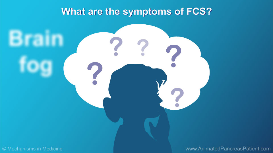 What are the symptoms of FCS? - 3