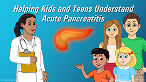 Pancreatitis in Kids and Teens