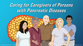 Animation - Caring for Caregivers of Persons with Pancreatic Diseases